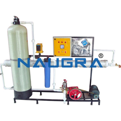 Institutional Reverse Osmosis Plants