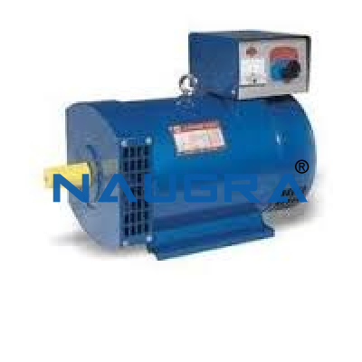 Regulation of three phase alternator