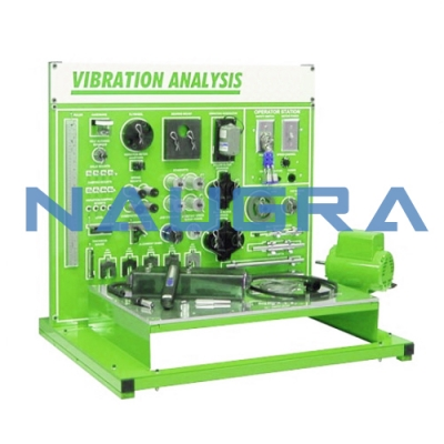 Vibration Analysis Learning System