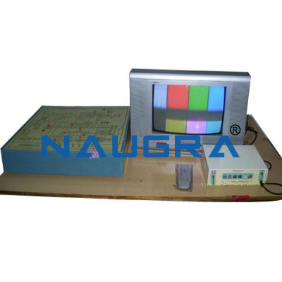 COLOUR TV TRAINER