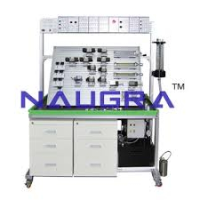 Pneumatics and Hydraulics Lab Specification Equipment