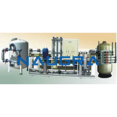 Skid or containerized mobile Reverse Osmosis Water Treatment Units