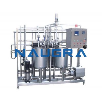 Pasteurization Plants Equipments