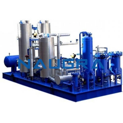 Waste Water Recycling Systems Equipments