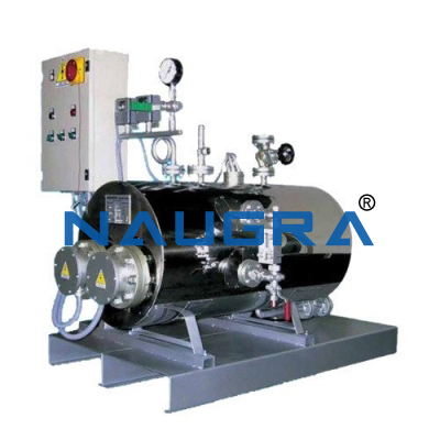 Electrical Boiler for Steam Production