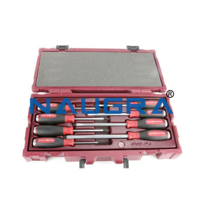 Impact Screwdriver Set