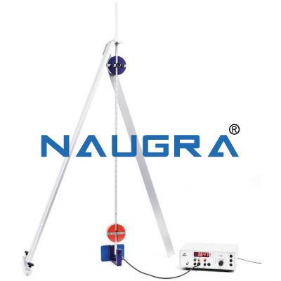 Reversible Pendulum Apparatus