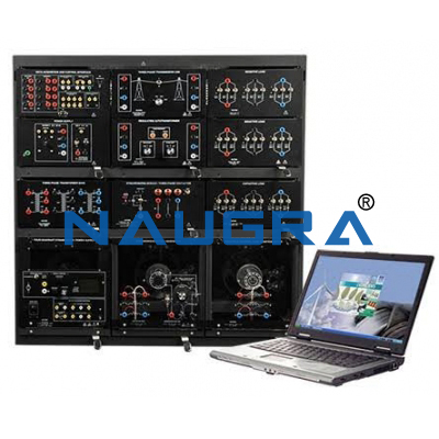 Steam Electrical Generator Trainer