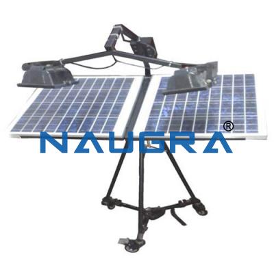 SOLAR PV TRAINING PANEL
