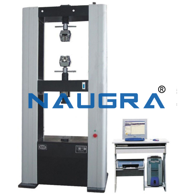 Data Acquisition For Materials Tester