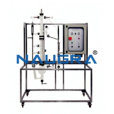 Automated Batch Distillation Pilot Plant