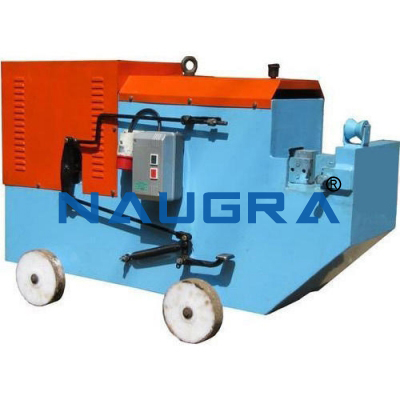 Tor Steel Rod Cutting Machine