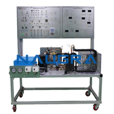 Refrigeration and Freezing Stage Unit