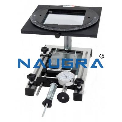 Polariscope Frame