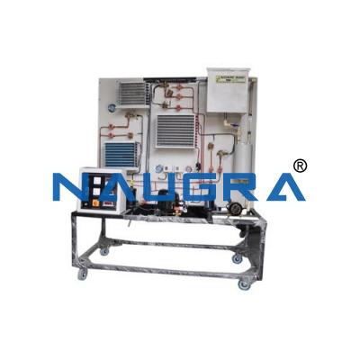 Refrigeration System With Refrigeration Chamber