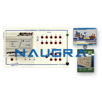 PLC Motor Control Learning System