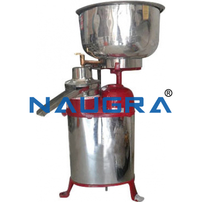Electric Dibba Type Cream Separator