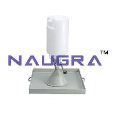 Cone Apparatus Workshop Equipment
