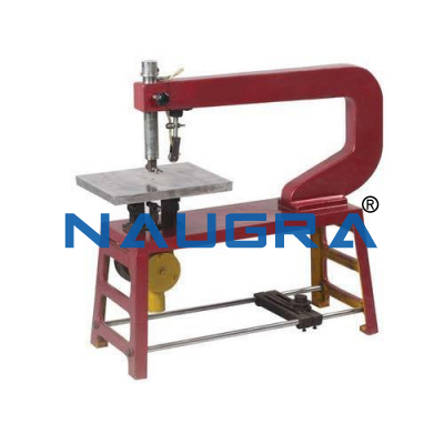 Close Body Jig Saw Machine