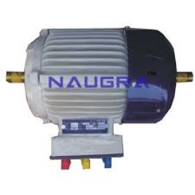 3 phase SQ .CASE induction motor