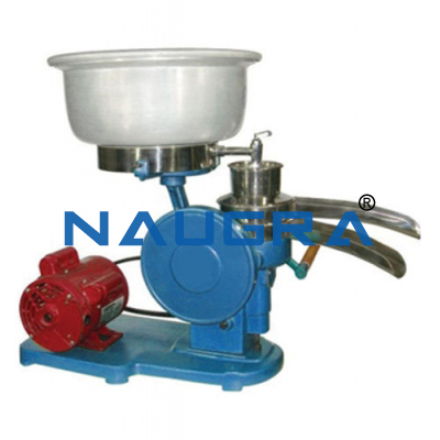 Hand Cum Electric Milk Cream Separator Machine 300 Ltr. Hr
