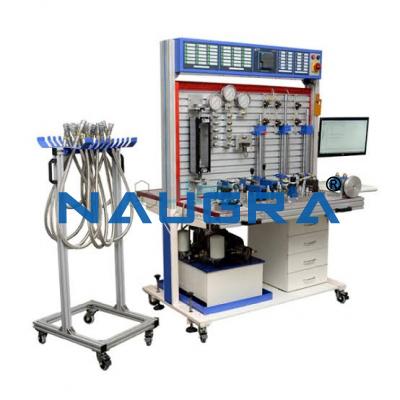 Single Hydraulic Ram System