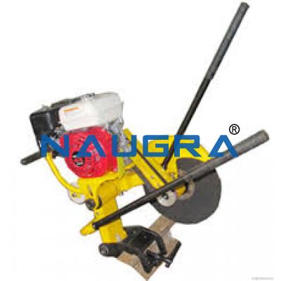 Abrasive Rail Cutters
