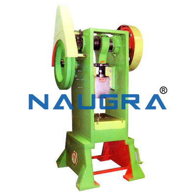 C Type Steel Body Inclinable Presses