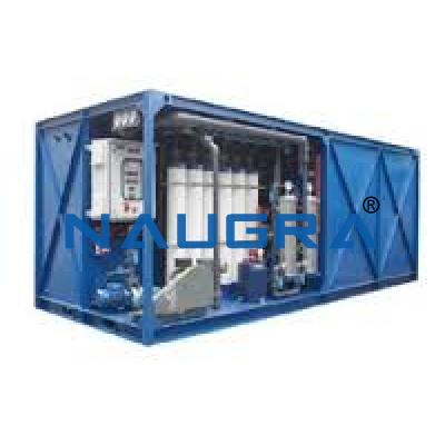 Technology Based Sewage Treatment Plant