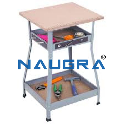 Work Tables and Other Leather Working Tools and Equipments