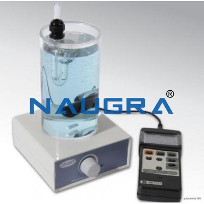 Liquid Diffusion Coefficients Apparatus