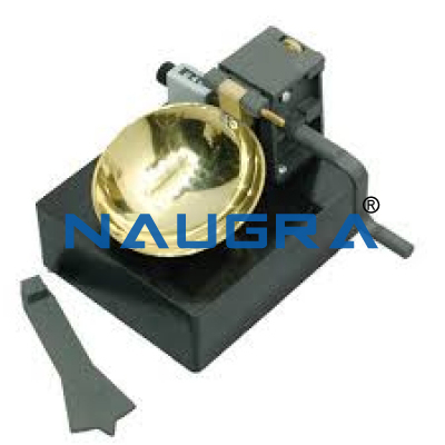 Hand operated casagrande equipment