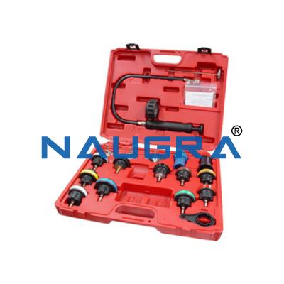 Universal Radiator Pressure Tester