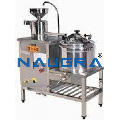 Soya Milk Processing Plant and Machinery