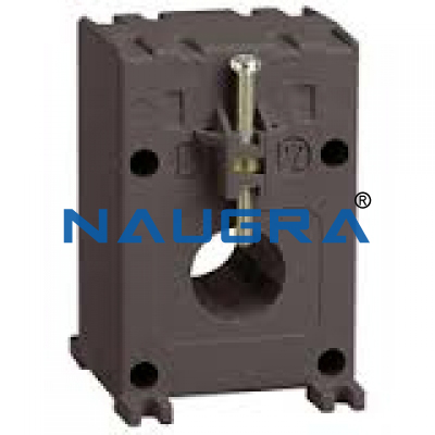 SINGLE-PHASE CURRENT TRANSFORMER