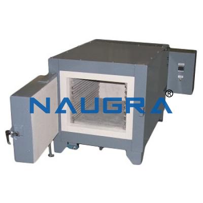Box heat treatment furnace