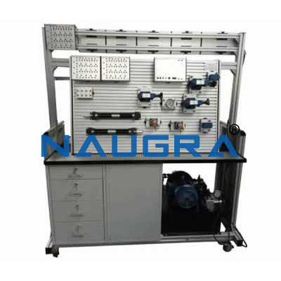 Programmable Logic Controller Trainer For Civil Lab