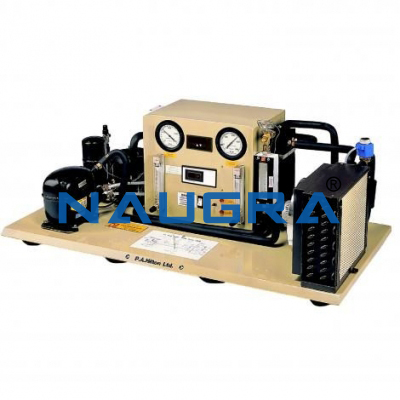 Air and Water Heat Pump Unit