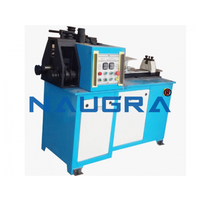Multi Functional Universal Pipe Bending Machine