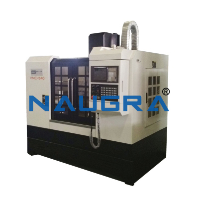 CNC MILLING MACHINE (3-AXIS)