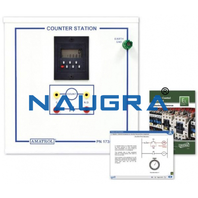 Electronic Counter Learning System