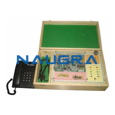 TELECOMMUNICATION SIGNAL AND SYSTEM TRAINER