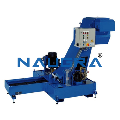 Machine Tool Chip Conveyor Learning System
