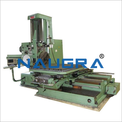 Horizontal Boring Machine Equipments