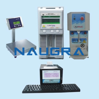 DPU Based AMCU Automated Milk Collection System