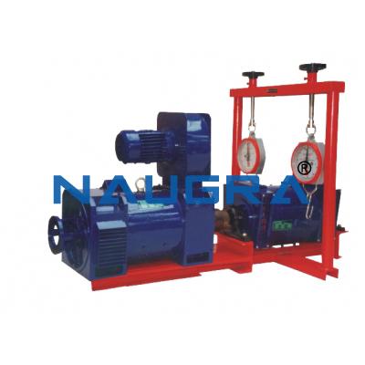 Electric Dynamometer Generator