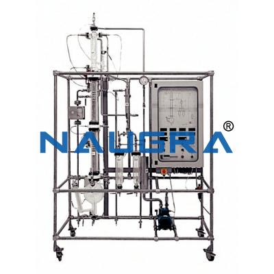 Batch Distillation Pilot Plant