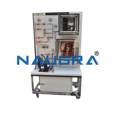 Low Temperature Refrigeration Study Unit