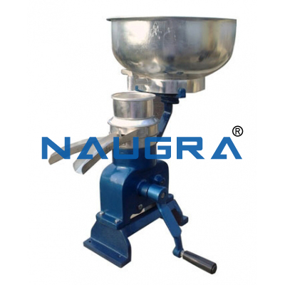 Cream Separator Machine (60 Ltr./Hr) - Hand Operated