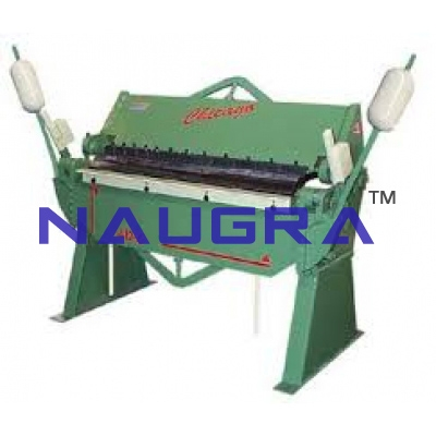 Sheet Metal Workshop Equipment